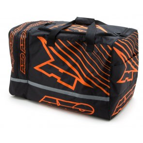 AXO WEEKENDER GEAR BAG BLACK/ORANGE