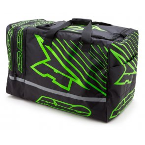 AXO WEEKENDER GEAR BAG BLACK/GREEN