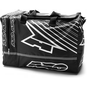 AXO WEEKENDER GEAR BAG BLACK/WHITE