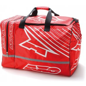 AXO WEEKENDER GEAR BAG RED/WHITE