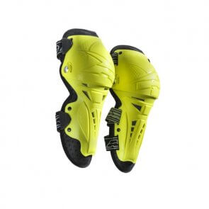 AXO CE TMKP KNEE GUARDS YELLOW