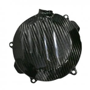 CMT CARBON CLUTCH COVER KTM EXC 250/300 2017-2019