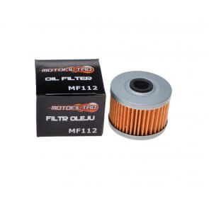 MOTOFILTRO OIL FILTER MF112 (HF112) 15410-KF0-010