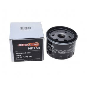 MOTOFILTRO OIL FILTER MF164 (HF164) 11427673541