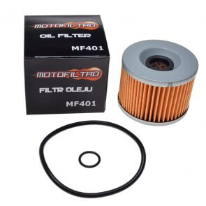 MOTOFILTRO OIL FILTER MF401 (HF401) 15410-426-000