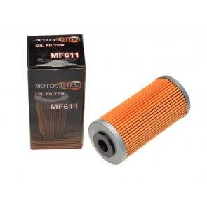 MOTOFILTRO OIL FILTER MF611 (HF611)