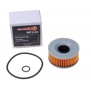 MOTOFILTRO OIL FILTER MF144 (HF144) 1L9-13440-91