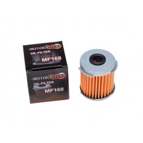 MOTOFILTRO OIL FILTER MF168 (HF168) 15412-SA1T-000