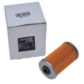 MOTOFILTRO OIL FILTER MF169 (HF169) 15412-BA1-0000