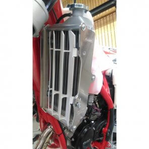 MECA'SYSTEM ALU RADIATOR BRACES BETA RR 125 2018