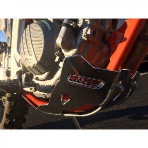 MECA'SYSTEM ALU SUMP GUARD KTM FREERIDE 250 4T 2018 - 2019