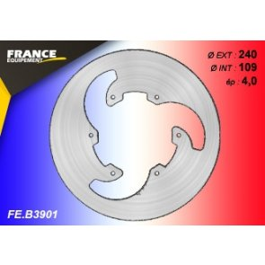 FRANCE EQUIPEMENT REAR SOLID BRAKE DISC BETA RR 250/300/350 13-18 & 400/450 10-18