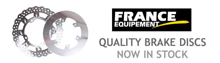 France Equipement Brake Discs