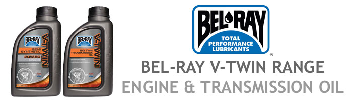 Bel-Ray V-Twin Oil UK