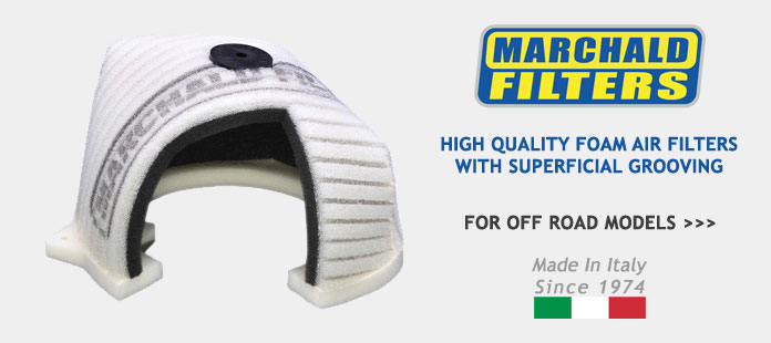 Marchald Foam Fair Filters'